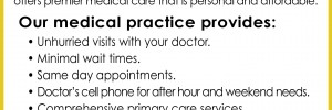 Four Characteristics of Superior Primary Medical Care